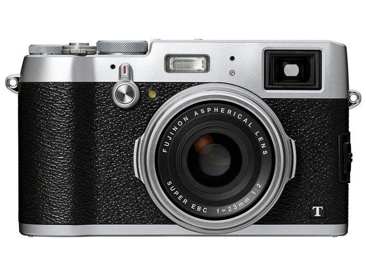 Fujifilm FinePix X100T - Digital kompaktkamera - Hitta lägsta pris, test och specs