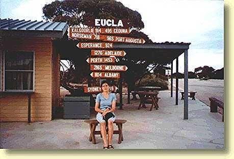 Eucla, Nullabor Plain, Australia.