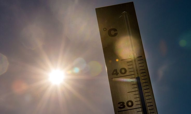 2015 and 2016 set to break global heat records, says Met Office - THE GUARDIAN #Climate, #Change, #Science