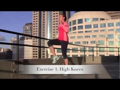 Cardio Workout Video: High Intensity Training Tabata Workout (HIIT)