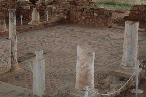 Nikiti Sights History - Sofronios Basilica|Sithonia Greece
