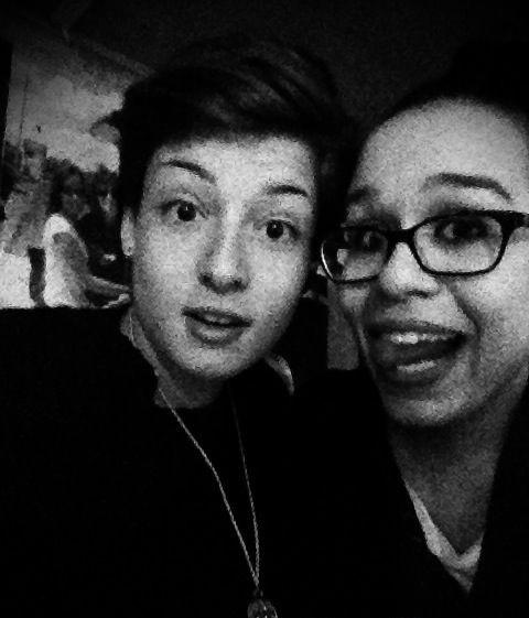 Me and Emilia ❤ BFF ❤