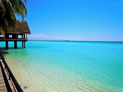 Beaches of Maldives - 14 Crystal Clear Waters to Go Swimming