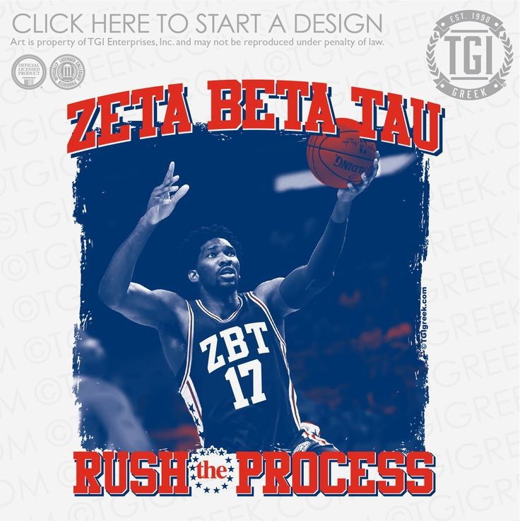 Zeta Beta Tau | ZBT | Fall Rush | Rush Shirt | TGI Greek | Greek Apparel | Custom Apparel | Fraternity Tee Shirts | Fraternity T-shirts | Custom T-Shirts