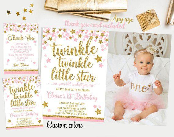 twinkle twinkle little star first