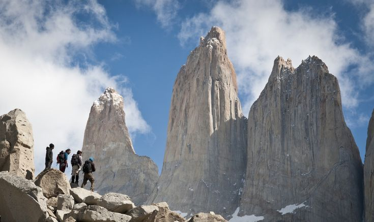 This week, our #LocalExperts received training about the destination #TorresDelPaine, the best in #Southamerica to practice #trekking. Did you know that the W #circuit is rated as one of the #top10 of the world? It takes 5 days to complete its extension of 71 km, visiting fascinating natural #scenaries . #Accommodation options are varied during this #adventure :  #refugios, #domes, # cabins, #campings and the #Hotel Las Torres #Patagonia ● #Travel #Chile ● http://goo.gl/akBRxm