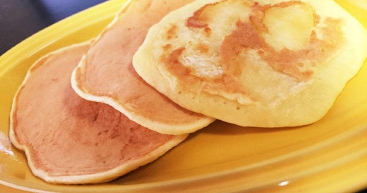 オヤツや朝食に。汚れない手づかみで楽々!大量に作ってママも一緒に食べよう!余ったら冷凍保存。