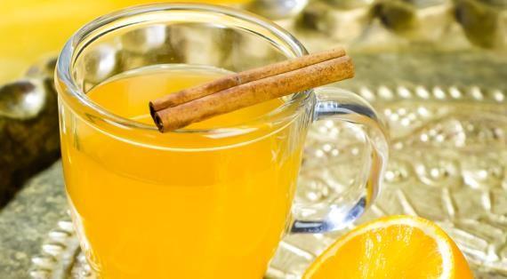 Чай с пряностями, пошаговый рецепт с фото