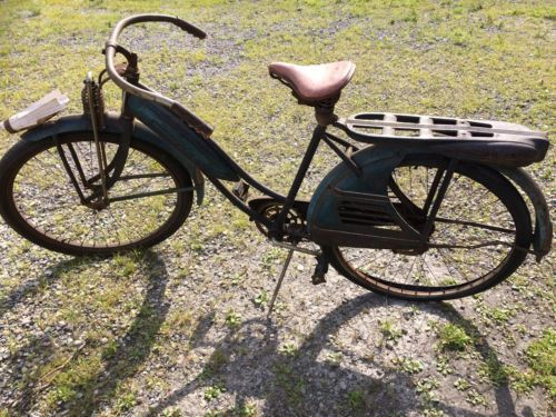 Jc Higgins Female Bicycle 1940 S Circle Antique For Sale