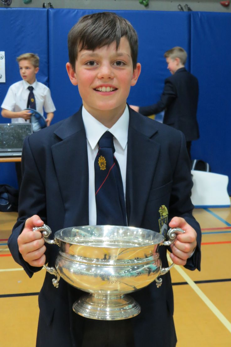 Junior Rosebowl 2015 - Winner