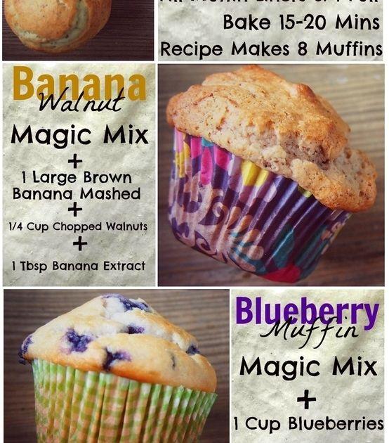 Magic Muffin Mix!