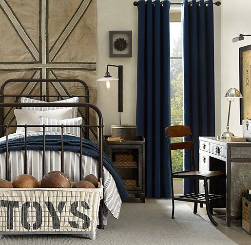 46 best images about industrial spaces on pinterest for Union jack bedroom ideas