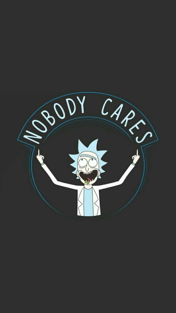 Nobody cares Rick e Morty