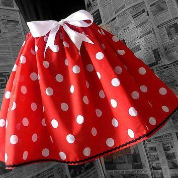 minnie mouse dress pattern size 10 free - Google Search