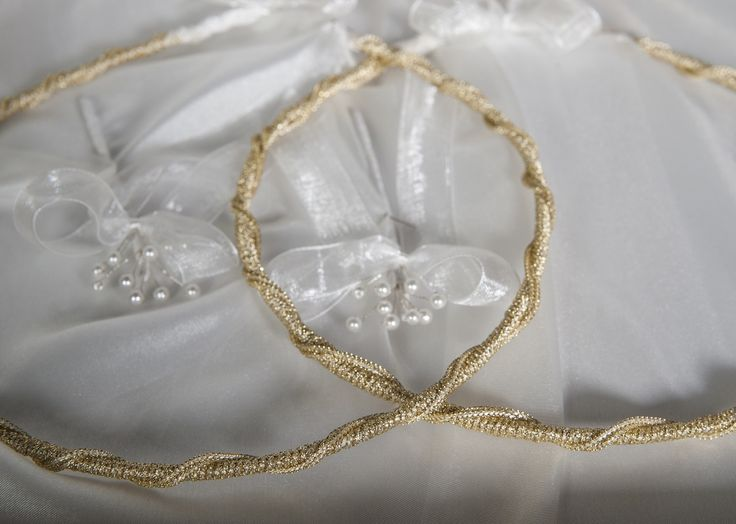 how to make orthodox wedding crowns