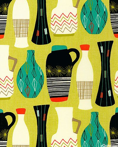 eQuilter Jug or Not? - Vases Too - Kiwi Green