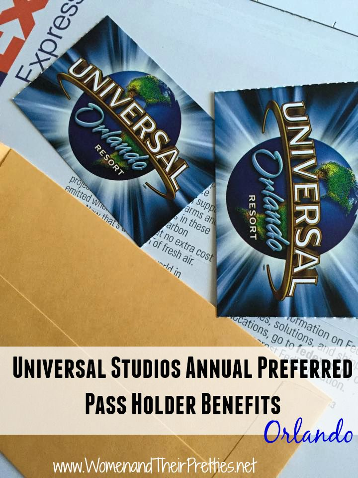 The Perks of Being a Universal Studios Annual Pass Holder