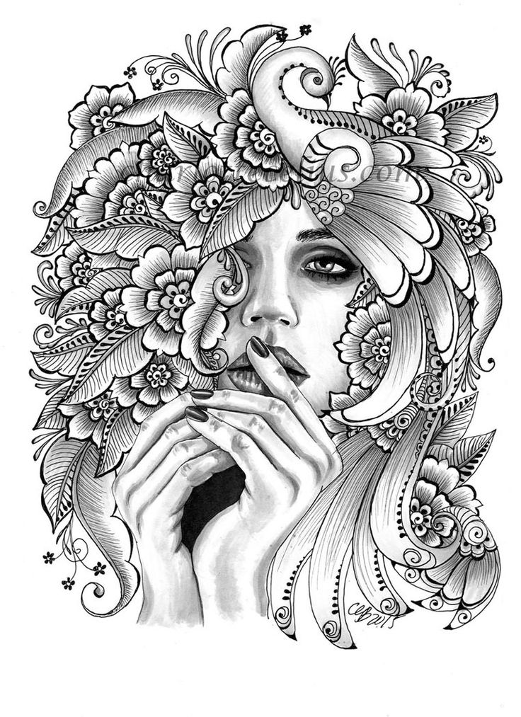 Chicano Art Coloring Pages 17 Best images about coloriage personnages on Pinterest