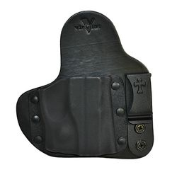 AppendixCarry IWB Holster Ruger LC9/380 with Reactor, Right Hand, Black