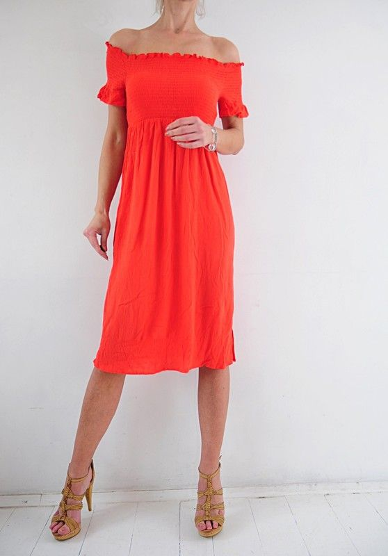 076a0cf20800f Primark sukienka hiszpanka koralowa 38 w 2019 | dress | Dresses, Fashion i  Primark