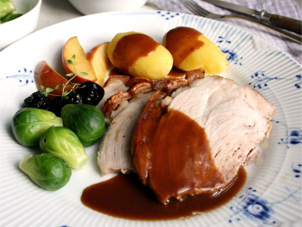 Norwegian Roast Pork