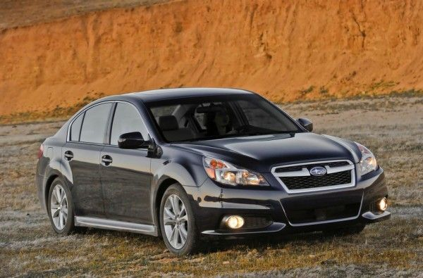 2013 Subaru Legacy Sedan Cars 600x395 2013 Subaru Legacy Review, Performance, Quality, Safety, Features, etc