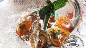 bylinkové bonbony