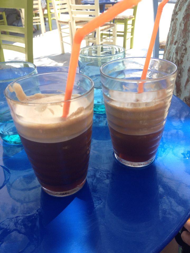 Frappé Nescafé