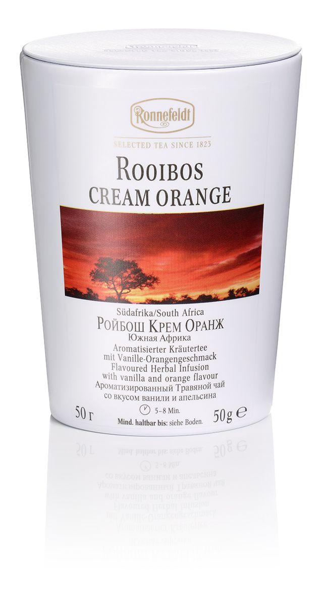 Ronnefeldt White Collection - Rooibos Cream Orange