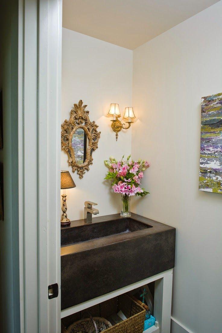 48 best powder rooms images on pinterest room bathroom ideas