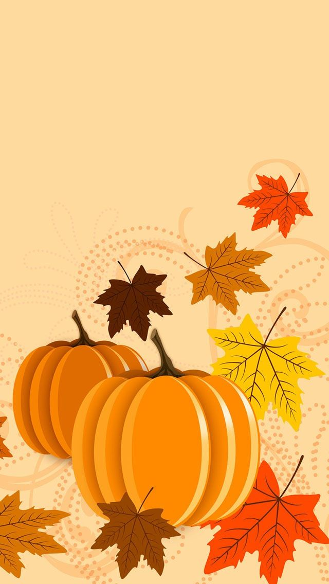 Best 25 fall wallpaper ideas on pinterest iphone - Thanksgiving screen backgrounds ...