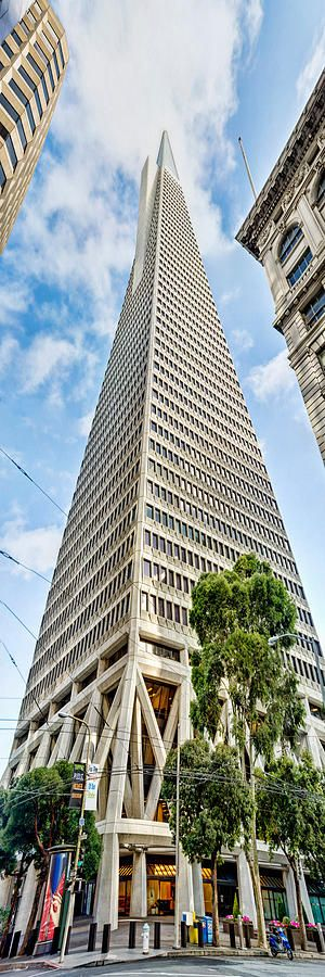 Transamerica Pyramid, San Francisco, California, USA