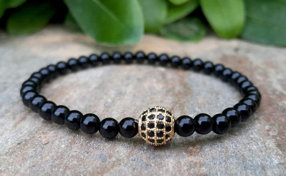 Check out this item in my Etsy shop https://www.etsy.com/listing/239050782/diamonds-ball-bracelet-minimalist-mens