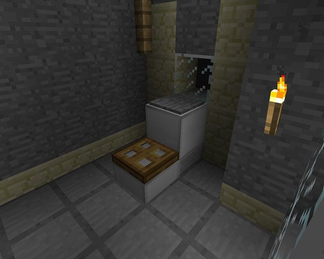 Minecraft Furniture   Bathroom | Minecraft Furniture Ideas | Pinterest |  Minecraft Furniture, Amazing Minecraft And Minecraft Stuff