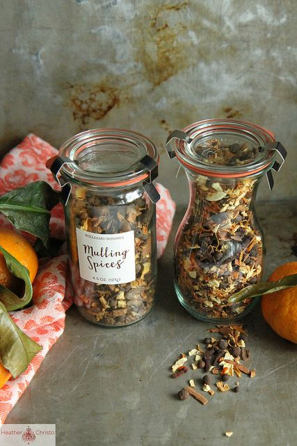 Homemade Mulling Spice via @heatherchristo