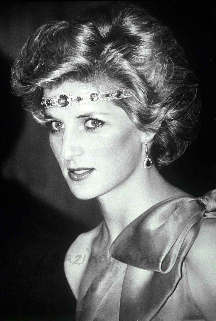 Lady Di 16 aniversario de la muerte de la Princesa Diana