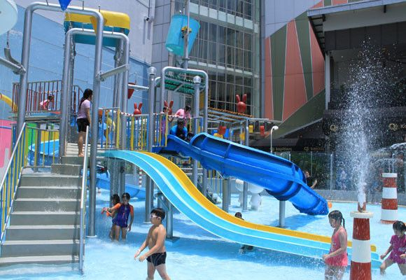 Miniapolis Kelapa Gading - Playground - Jakarta