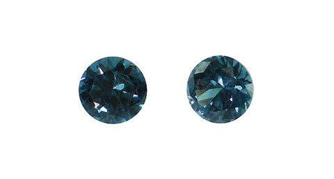 0.65ct Colour Change Garnet, Round