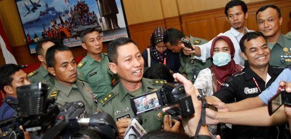 Kapuspen: Pernyataan Panglima TNI Tentang Tiga Negara Korban Cina Adalah Hoax