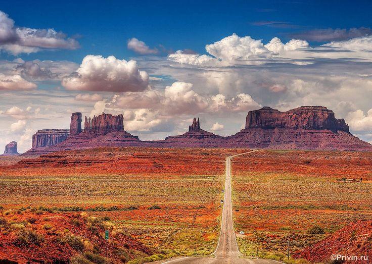 Долина Монументов: тайны Дикого Запада. Рассвет   Блог о путешествиях Артура Привина
