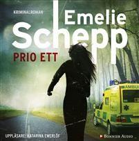 Prio ett - Emelie Schepp - Ljudbok(9789176511992) | Adlibris Mondo - e-böcker och ljudböcker
