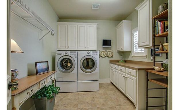 Laundry room heaven!
