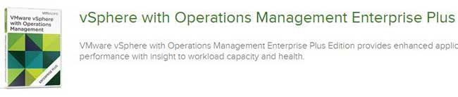 http://ourcouponss.com/store/vmware-coupon-and-promo-codes/ Save 20% VMware vSphere with Operations Management Enterprise Plus Coupon Promo Code and Discount VMware Black Friday Sale!  Your Price:$5,136.00, Save $1461.00 for VMware vSphere with Operations Management Enterprise 3 Y Subscription Coupon Promo Code and Discount.  Renew or Upgrade to VMware vSphere with Operations Management Enterprise Plus.