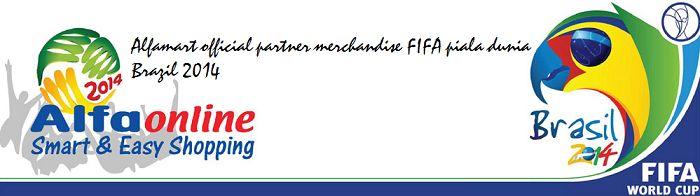 Sebagai situs penjualan online alfamart dengan website alfaonline.com : Toko belanja online murah kembali mengadakan lomba dalam rangka menyambut FIFA world Cup yang akan dielenggarakan di Brazil 2014