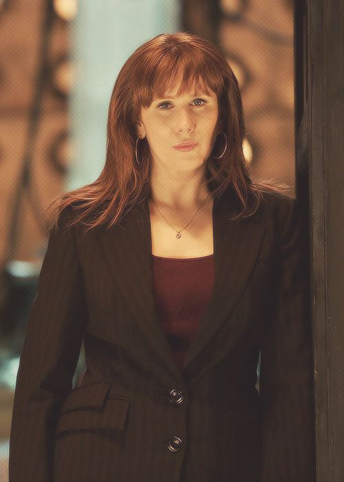 Donna Noble. Hufflepuff. Not for her goofy personality. For her loyalty. She is a true friend. She's not the one who will go racing into the face of danger. She's the one who will remind Ten that he's not okay at the end of the day.