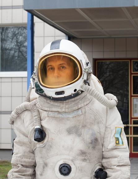 Spaceman Mark