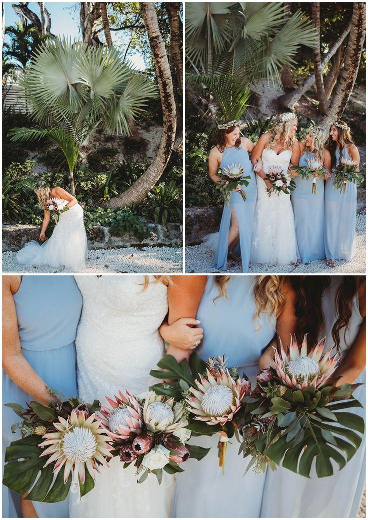 Amanda + Brian {Hopetown Harbour, Bahamas Wedding