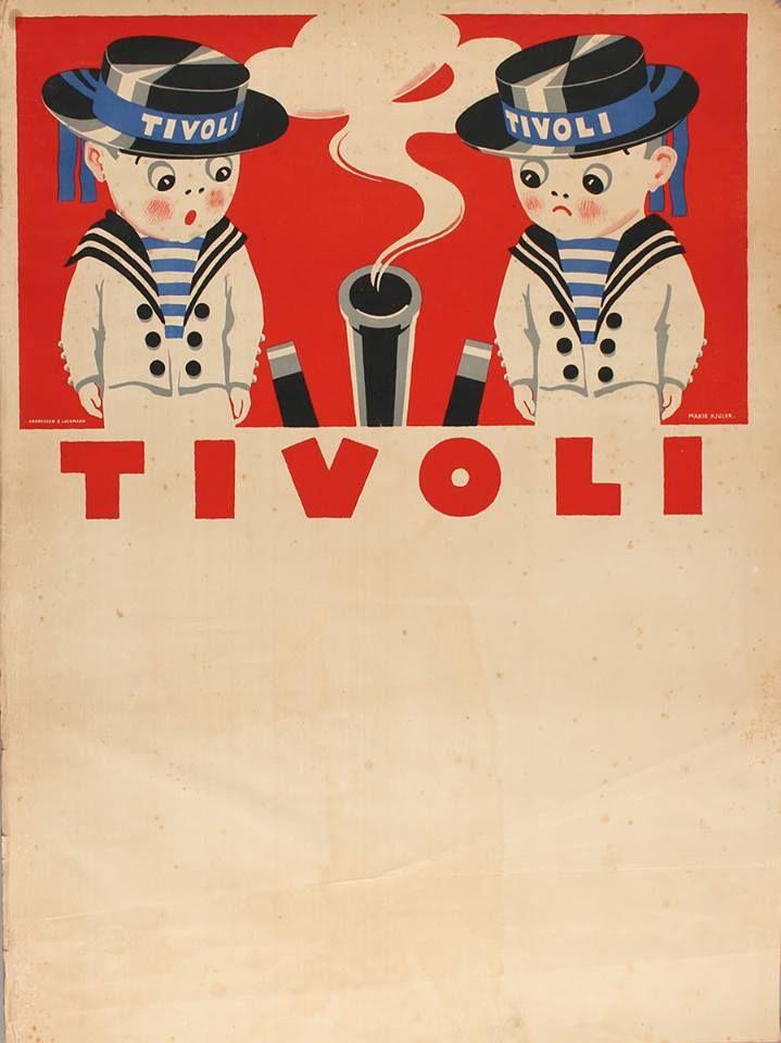 Marie Hjuler - Tivoli