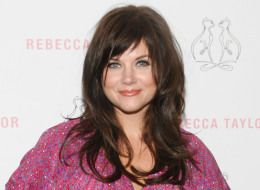 Tiffani Amber Thiessen hair again