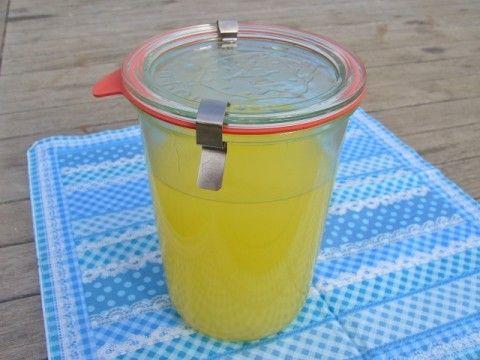 Limoncello maken - madame confituur